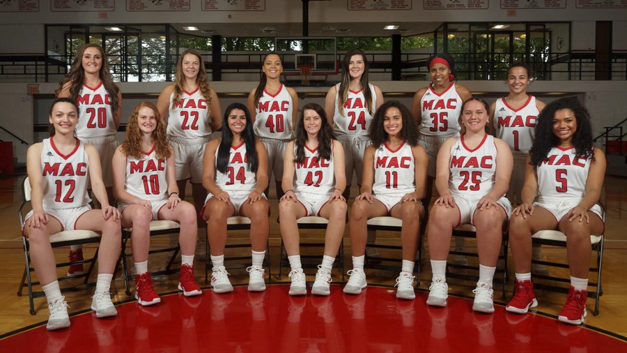 2018-19 Women's Basketball Team